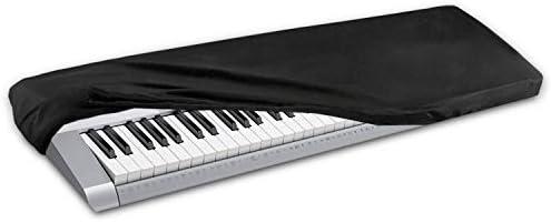 CTK-2400 CTK-6200 CTK2400 Electronic Keyboard Digital Piano CTK-6250 CTK6250 HQRP Elastic Dust Cover w//Bag for Casio CTK-7200 CTK6200 CTK7200 HQRP Coaster