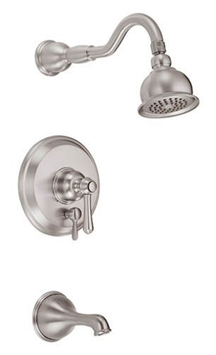 Superieur Danze D502157BN Opulence Single Handle Tub And Shower Faucet With 4 Inch  Shower Head