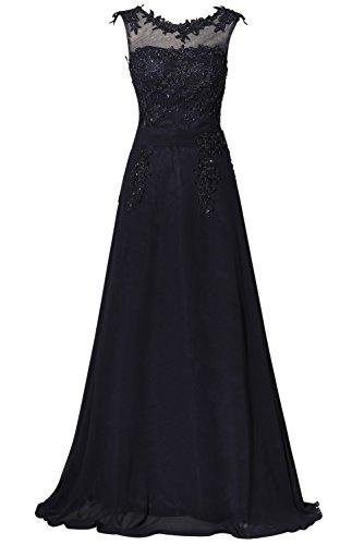 Black Silk Chiffon Dress (Rjer Women's Strapless Floor Length Appliques Bridesmaid Formal Chiffon Evening Gowns Black Size 8)