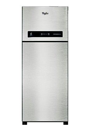 Whirlpool 340 L 2 Star Frost Free Double Door Refrigerator(PRO 355 ELT ALPHA STEEL (2S), Alpha Steel) Refrigerators at amazon