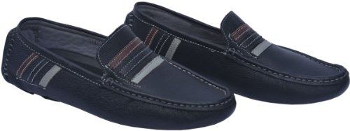 German Wear Driving Moccasin moc Casual Shoes Lederschuhe Nubuck Leather Black kMW9tS
