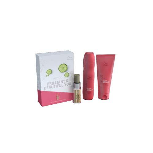 Wella Invigo Color Brilliance Hair Gift Set - 3 Products