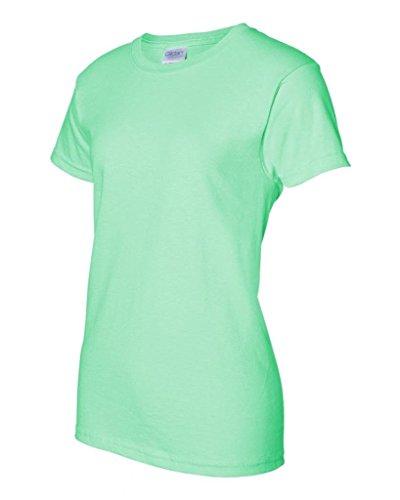 Gildan Womens 6.1 oz. Ultra Cotton T-Shirt G200L -MINT GREEN L ()
