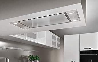 Airforce F96 TLC - Campana de cocina con sistema Integra (83 cm, acero inoxidable): Amazon.es: Grandes electrodomésticos