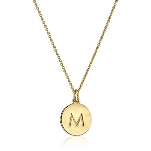 Designer pendant necklace amazon kate spade new york kate spade pendants m pendant necklace 18 aloadofball Image collections