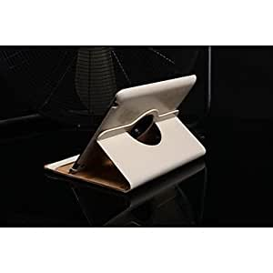 FUUSII? Crazy Horse Genuine Leather Rotation Stereotypes Cases with Stand for iPad 2/3/4(Assorted Colors) ( Color : Brown )