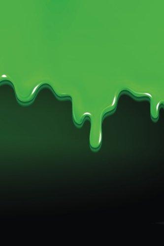 The Green Goop Grid Notebook: 150 page Grid Notebook Journal Diary (Spookies 150 Grid Notebooks) (Volume 76)