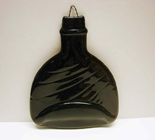 Chocolate Melanie - UpCycled Godiva Chocolate Liqueur Bottle Candle Display Cheese Platter or Wall Decor