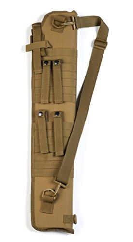 Shotgun Scabbard - Red Rock Outdoor Gear Molle Shotgun Scabbard, Coyote