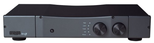 Rega - Brio - Integrated Amp - Black by REGA