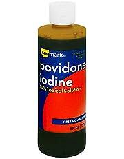 Sunmark Povidone-Iodine 10% Topical Solution - 8 oz