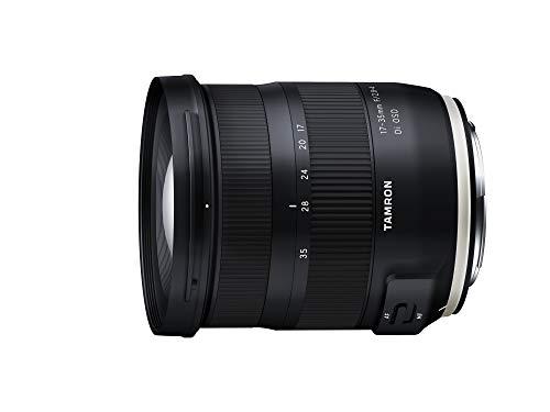 Tamron AFA037C700 17-35mm f/2.8-4 DI OSD Lens for Canon Digital SLR Cameras, Black