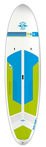 """BIC Performer 10' 6"""" Stand Up Paddleboard White One Size"""