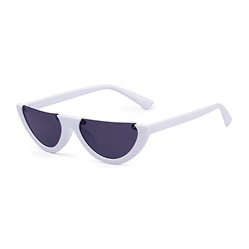 Clout Goggles Cat Eye Sunglasses Vintage Mod Style Retro Kurt Cobain Sunglasses