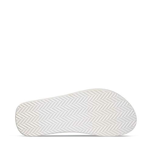 Women's Sandal Flip White Bay Deckers Hudson Teva Casual 1wX6qg