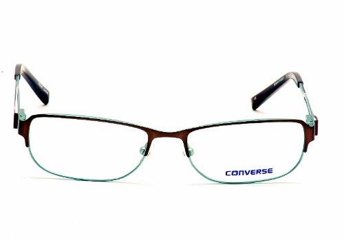 bb208a5690c419 CONVERSE Monture lunettes de vue SPRAY PAINT Marron Vert 52MM ...