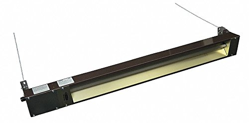 Electric Infrared Heater BtuH 10 236 from Fostoria