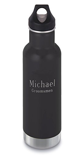 Personalized Klean Kanteen Insulated Engraving