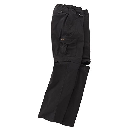 Cargo Negro off Pants De o tama gran Abraxas Zipp aUdqUI