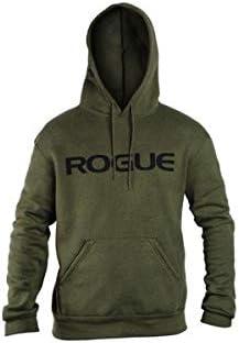 Rogue ローグ フィットネス トップス パーカー ユニセックス BASIC HOODIE Green 公式 海外 クロスフィット トレーニングウェア ブランド