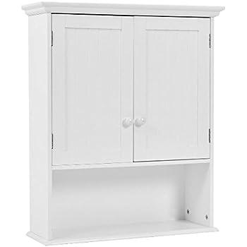Amazon.com: K&A Company Wall Medicine Bathroom Cabinet