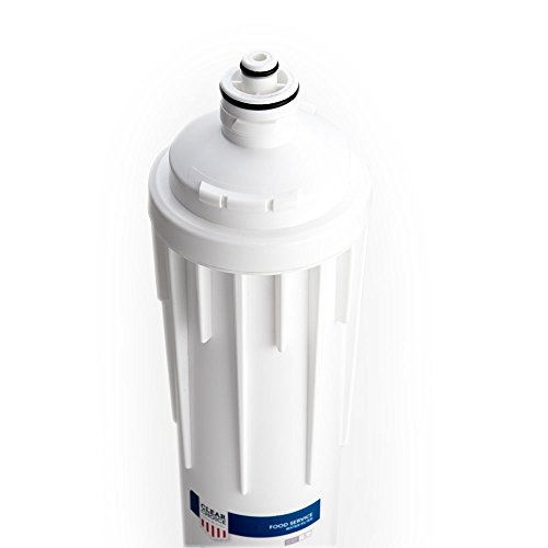 Clear Choice Ice Filtration System Replacement Cartridge for Everpure 4SI 7SI EV9606-01 EV9606-51 Also Compatible with Pentair 4SI 7SI EV9606-01 EV9606-51, Scotsman APRC1-P, 1-Pack by Clear Choice (Image #1)
