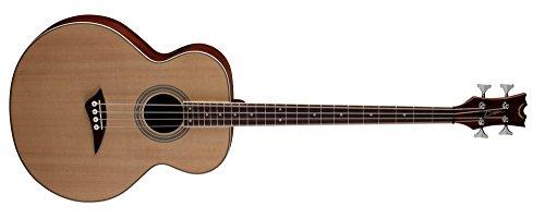 Dean EAB Acoustic-Electric Bass Guitar - Natural (Dean Preamps)