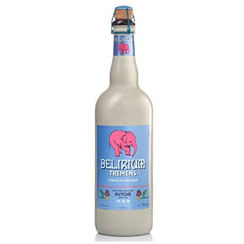 Cerveja belga Delirium Tremens 750ml