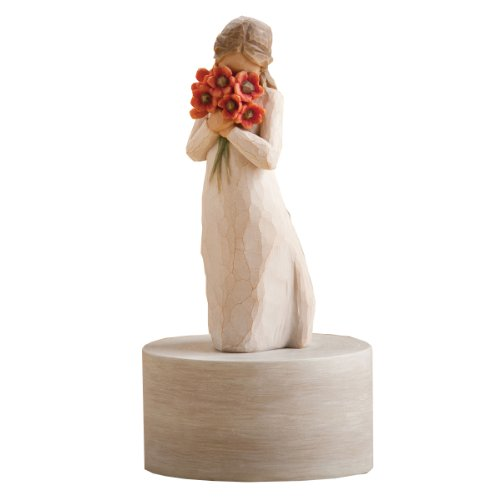 Love Musical Figurine (Willow Tree Musical, Surrounded by Love)