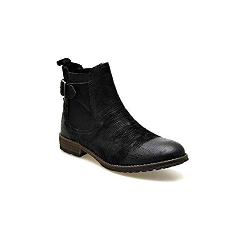 Mustang Ruby Stiefeletten Schwarz | Ankle Boots Mustang Rubi Preto | 039 039
