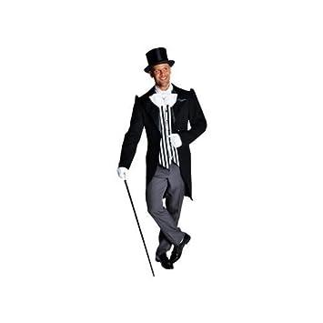 Traje victoriano en talla L=señor de 52: Amazon.es: Juguetes ...
