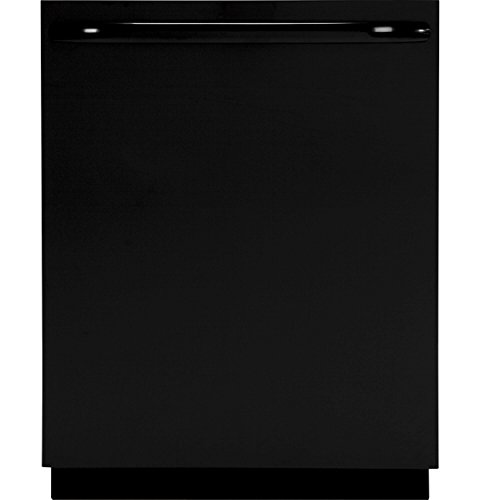 GE GLDT690JBB 24″ Built In Fully Integrated Dishwasher with 7 Wash Cycles, in Black