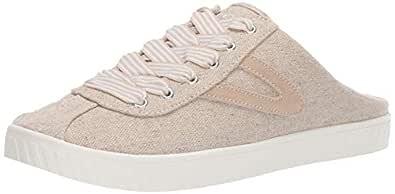 TRETORN Women's CAM Sneaker, Sand, 4.5 M US
