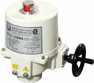 Actuated 3 Way Stainless Valve (2