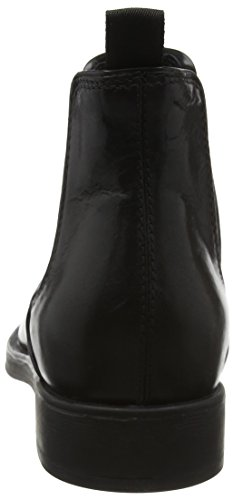 Geox Uomo Blaxe, Botas Chelsea para Hombre Negro (Black C9999)