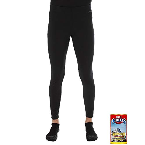 Hot Chillys Micro-Elite Chamois 8K Midweight Tights - Men's, Large
