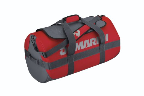 DEMARINI Stadium Bat Duffel Bag, Scarlet