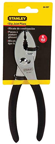 Stanley Tools 84-097 2 Pack 6in. Slip Joint Plier