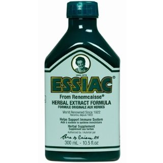 Essiac Extract Formula - Purchase 1 - 5 units-300 ml Brand: Essiac (Essiac Original Formula)