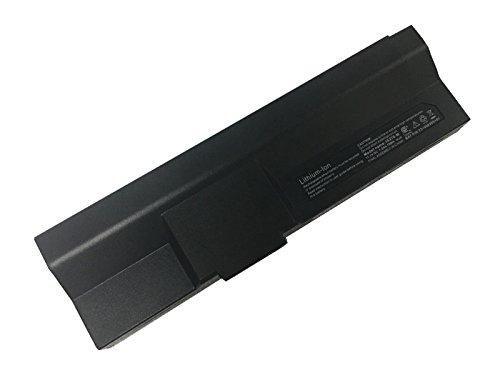 HWW New 11.1V 79Wh 7200mAh IX270-M Battery Compatible with Itronix GoBook XR-1 IX270 IX270-010 23+050395+01 ()