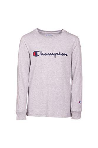 a8f5f52dd Champion Boys' Heritage Short Sleeve Cotton Logo Tee Kids | Weshop ...