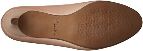 Pump Shine Women's Heavenly Dress CLARKS Leather Nude xq7H1wwn6