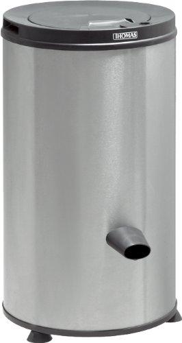 Wäscheschleuder, H x B x T: 660 x 350 x 110 mm, Fassungsvermögen 1 bis 4,5 kg