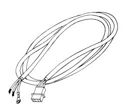Wire Harness for Pelton & Crane PCW620