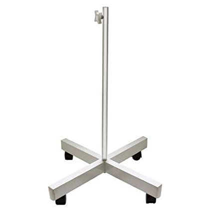 Amazon rolling heavy duty magnifier lamp floor stand home rolling heavy duty magnifier lamp floor stand aloadofball Image collections