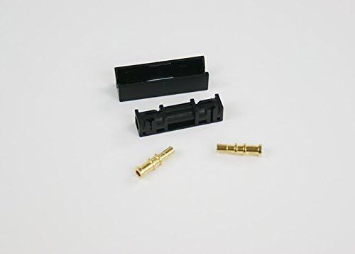 wroadavee アウディBMWベンツectのためのMOST視力ファイバー破壊ケーブルコネクタと金属ピン。