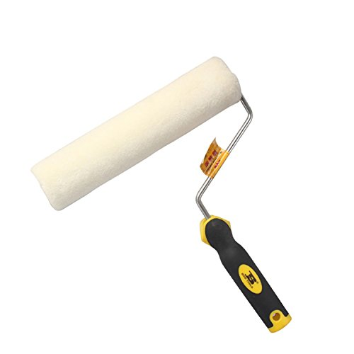 paint-roller-frame-with-one-sleeve-set-bosi-9-230mm-wall-decorative-painting-roller-patterned-decora
