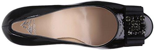 Tacón para de Mujer Diavolezza Zapatos Negro Cleo ZwOqtH1