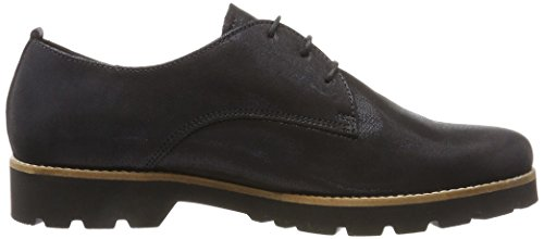 s Shoes Mujer Azul Comfort para Gabor Derby Sport C S Nightblue 36 O16wvqqTxn