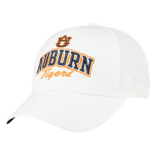Top of the World Auburn Tigers Official NCAA Adjustable Advisory Hat Cap 444901